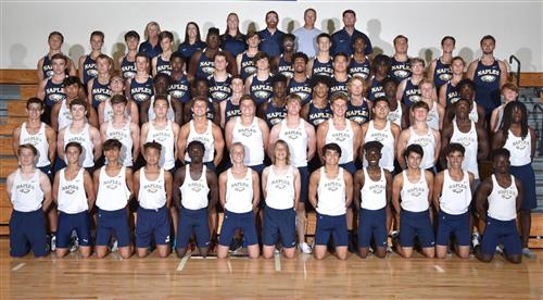 2019 NHS Boys Track Team