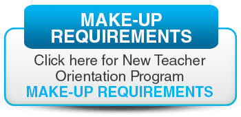 NTOP Make-Up Requirements
