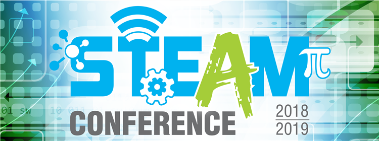 STEAM Conference Header Image