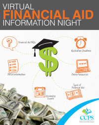 Pamphlet Financial Aid Night