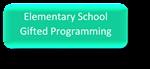 Elementary School Gifted Programming