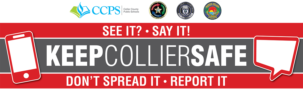 Keep Collier Safe!