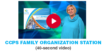 Family Organization Station Video