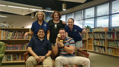 Assistant Principals Office Faculty and Staff / EL...