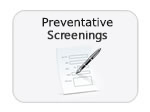 Preventative Screenings