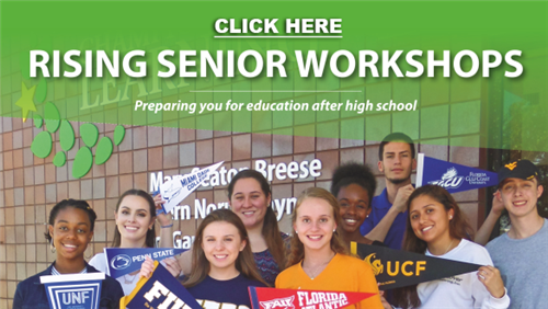 Rising Senior Workshop