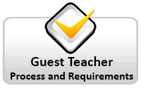 Guest Teacher Process