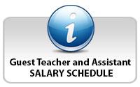 GT/GA Salary Schedule