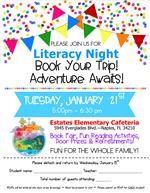 Literacy Night