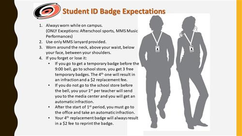 ID Badge Expectations
