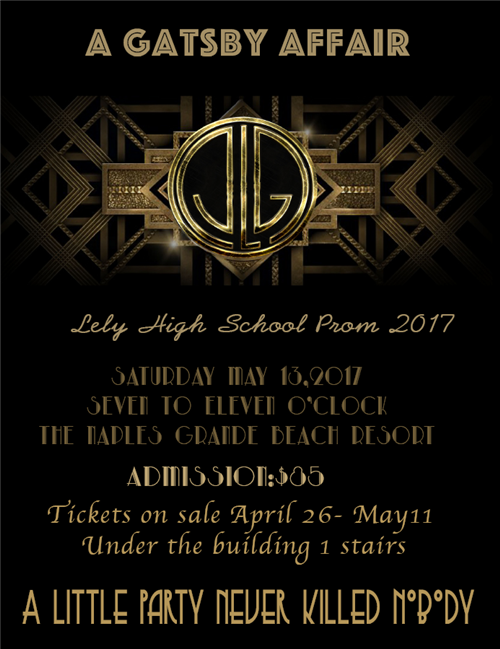 Lely High School Prom