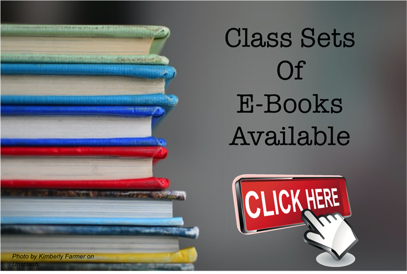 Class Sets of E-Books