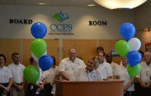 CCPS Brand Launch