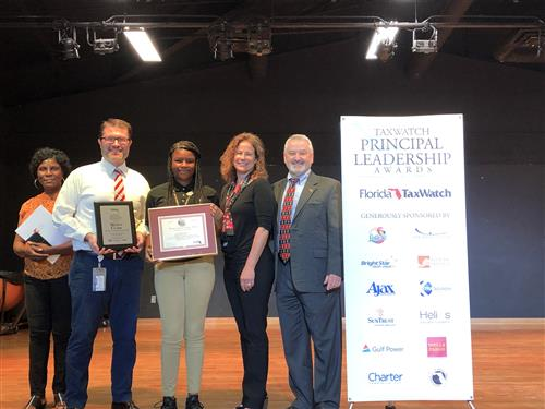 Principal Leadership Award