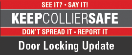 Keep Collier Safe