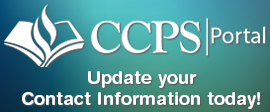 CCPS | Portal: Update your Contact Information today