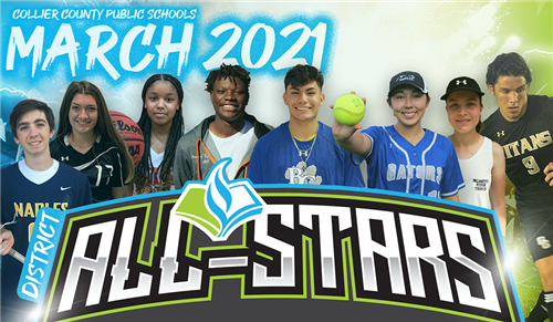 District All-Stars - March 2021