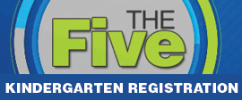 The Five Kinder Registration