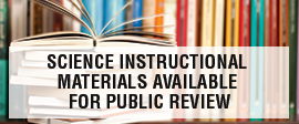 Instructional Materials Review