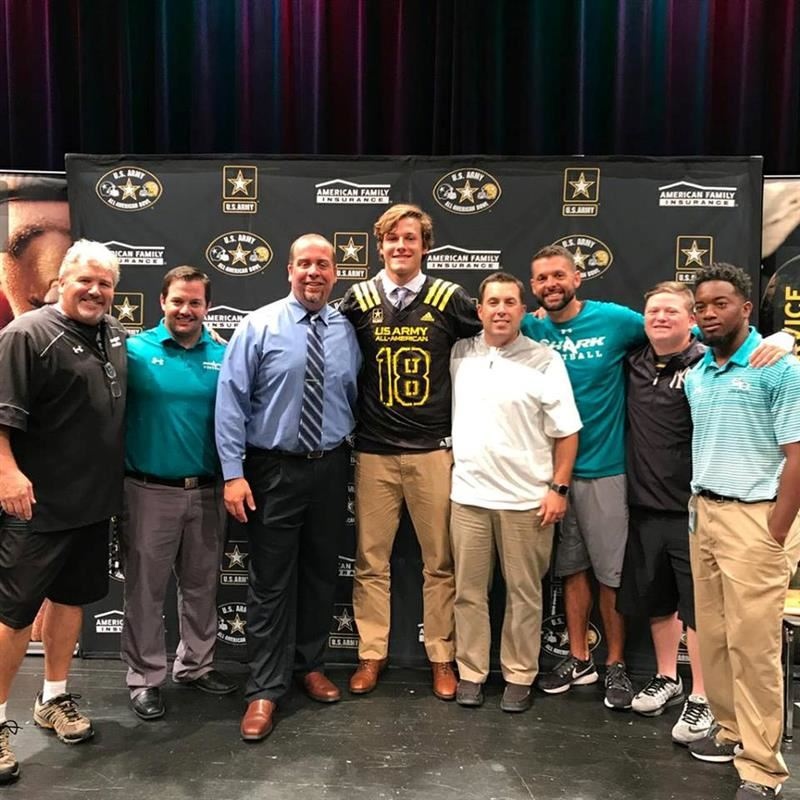 Gulf Coast High School Football Player to Play in U.S. Army All-American Bowl