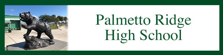 Palmetto Ridge High / Homepage