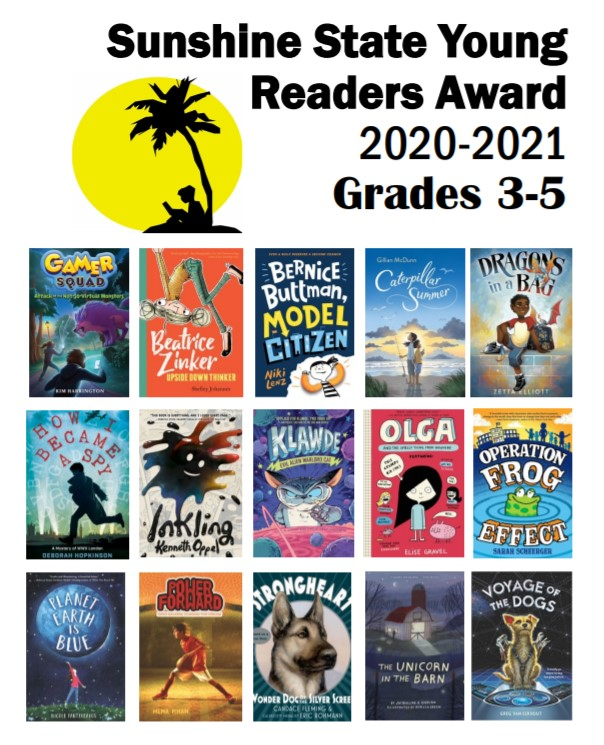 Sunshine State Young Readers Award