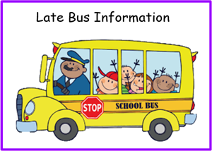Late Bus Info
