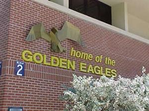 NHS Home of the Golden Eagles