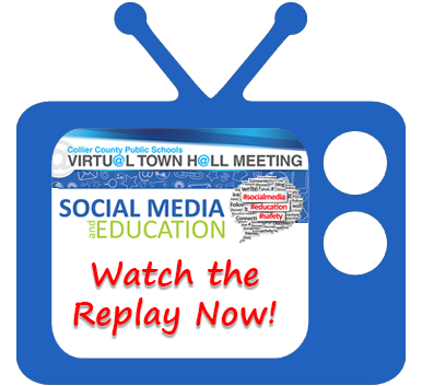 Virtual Town Hall Social Media Video
