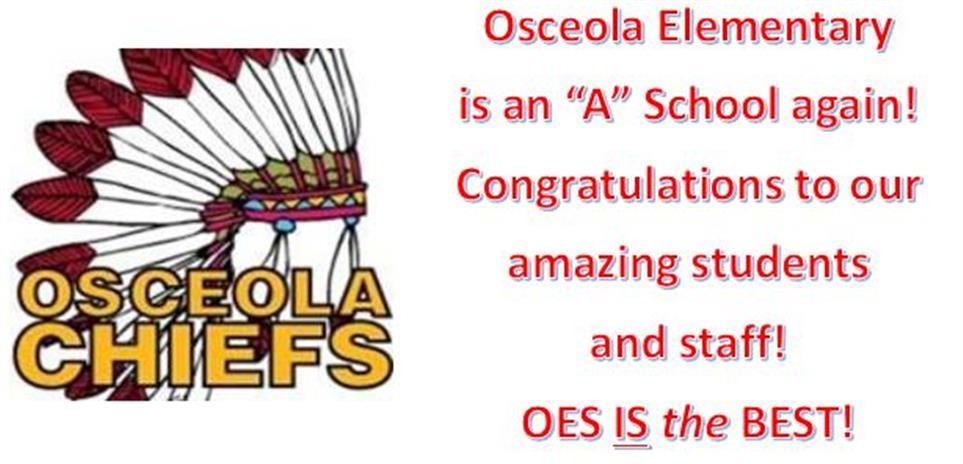 Osceola Elementary / Homepage
